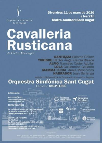 Cavalleria-Cartell