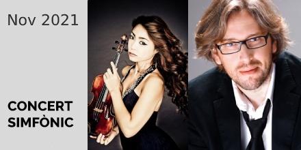 Concert violí i orquetra de Mendelssohn
