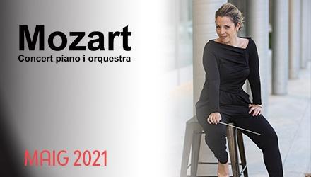 Concert piano i orquestra de Mozart